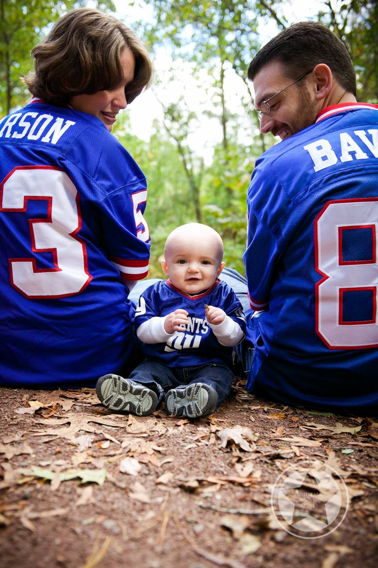 Family Football Love    Photo by Shutter Starr Photography