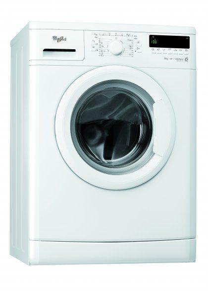 Pračka s předním plněním a technologií 6. smysl, kterou si zamilujete vy i vaše peněženka. Stiskněte tlačítko praní a přesvědčte se sami!