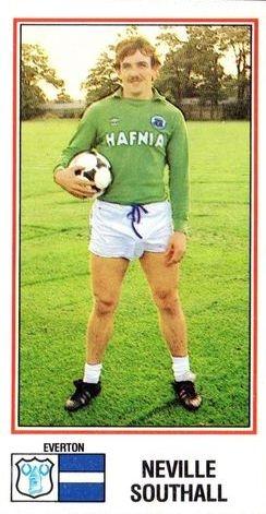 Neville Southall, Everton