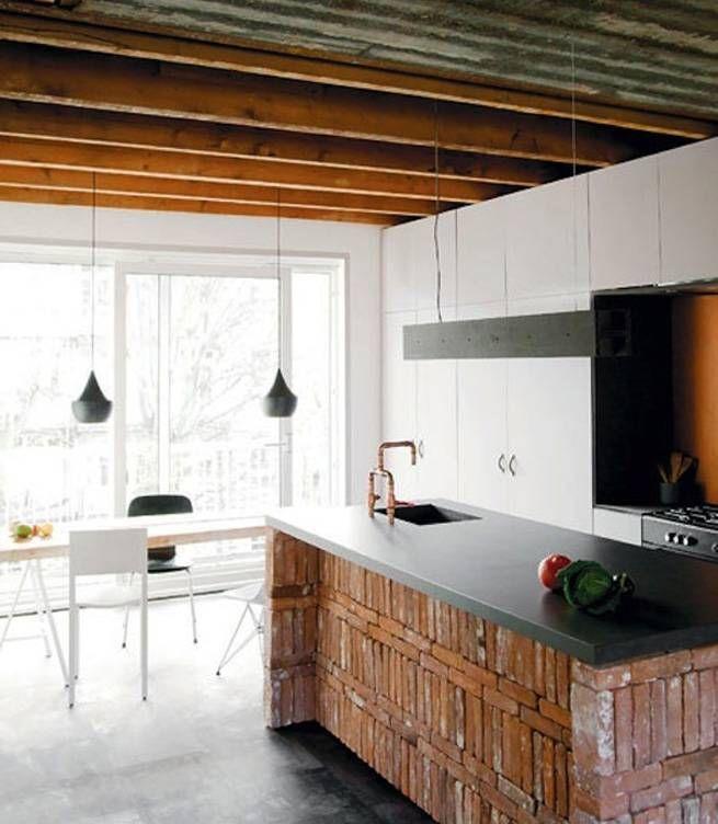 Cocinas Isla Ikea. Antesdespus De Una Cocina Aburrida A Una Muy Chic ...