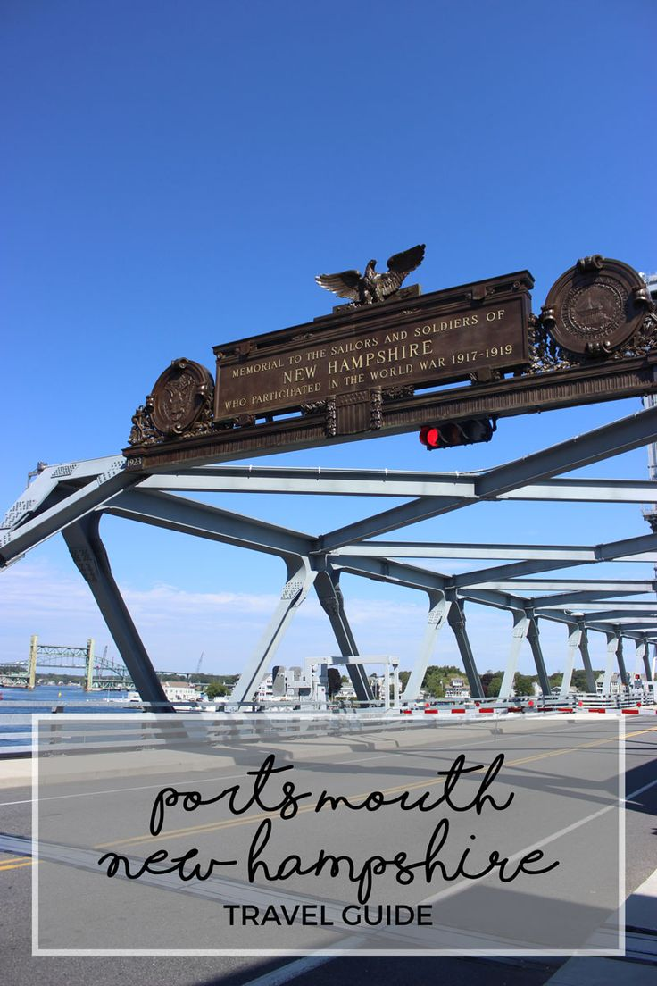 Portsmouth, New Hampshire Travel Guide - where to stay, what to do, where to eat, and more.