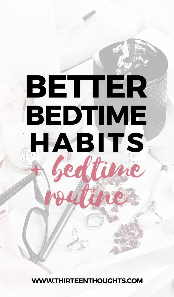 Better-Bedtime-Habits-and-Routine