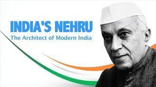 The architect of modern India. Pandit #JawaharlalNehru... | Indian National Congress Veblr #statesman #PM #modernIndia #innovation #startups #motivation #Foreigninvestment #india