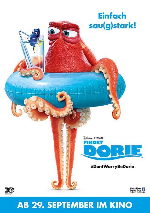 Poster zum Film: Findet Dorie
