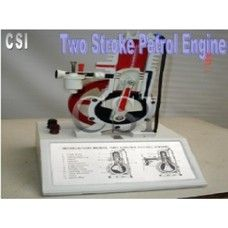 CSI Model Of Petrol Engine