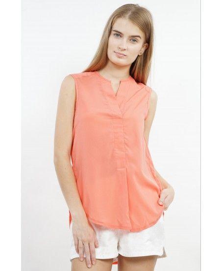 MOSHINO SLEEVELESS BLOUSE - MINEOLA Online Shopping Fashion Indonesia
