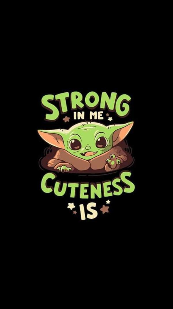 My Phone Wallpaper R Babyyoda Baby Yoda Grogu In 2021 Yoda Wallpaper Yoda Poster Yoda Drawing