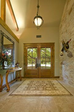 Hill Country Ranch House