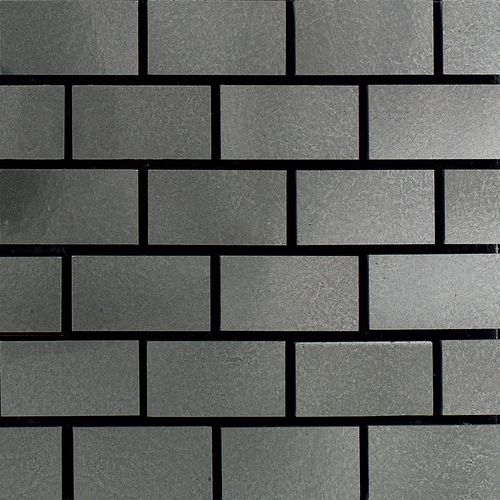Stainless Brick Joint Urban Metals By Daltile Daltile