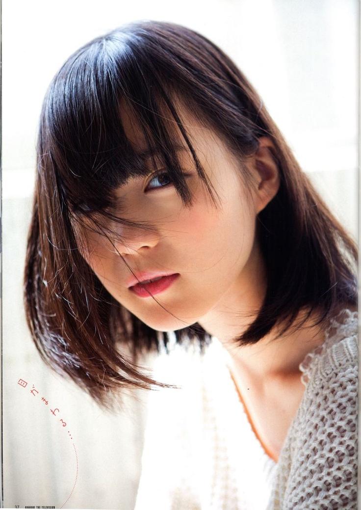 乃木坂46 (nogizaka46) Ikuta Erika (生田 絵梨花) - G The Television vol. 24 Nov. 28, 2012