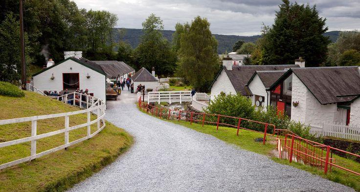 Distillerie Edradour, Whisky, Ecosse