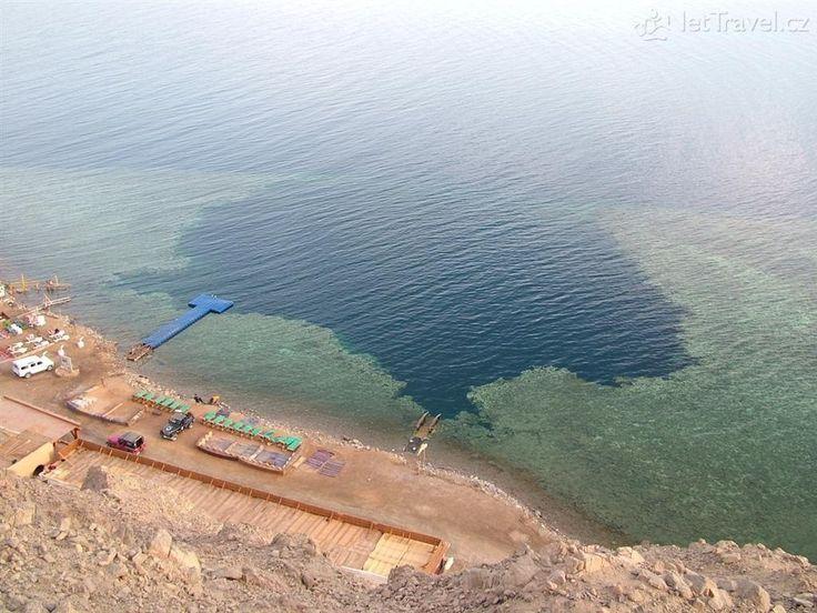 Голубая дыра в Дахабе - Путешествуем вместе