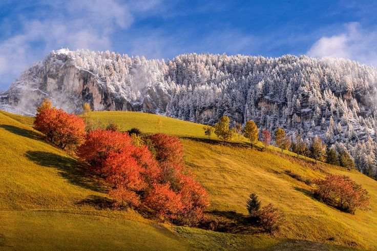 Autumn in Dolomites by TOMÁŠ MORKES on 500px