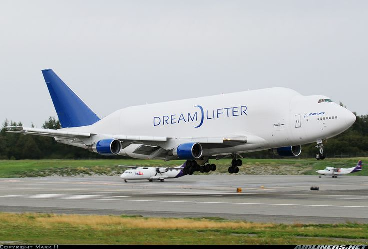 Boeing 747-409(LCF) Dreamlifter - Boeing (Atlas Air) | Aviation Photo #2336967 | Airliners.net