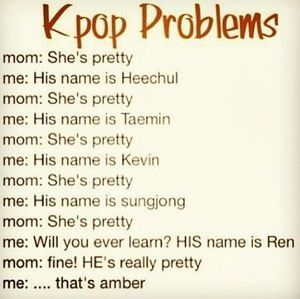 My Mom Be Like... #Funny #Kpop #Meme