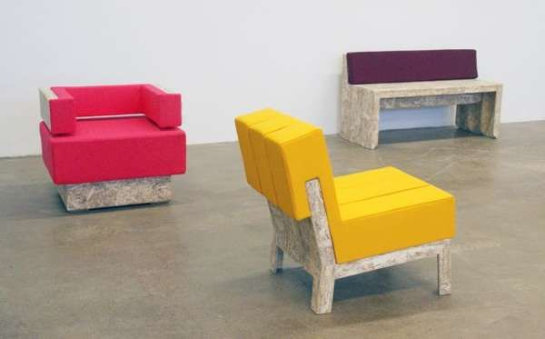 41 Tetris Furniture Designs - From Puzzle Piece Seating to Geeky Gaming Shelves