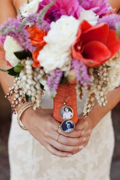 Remember Loved Ones at Your Wedding | Intimate Weddings - Small Wedding Blog - DIY Wedding Ideas for Small and Intimate Weddings - Real Small Weddings