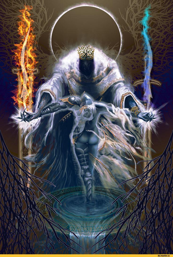 Pontiff Sulyvahn,DSIII персонажи,Dark Souls 3,Dark Souls,фэндомы,Dancer of the Boreal Valley,DS art