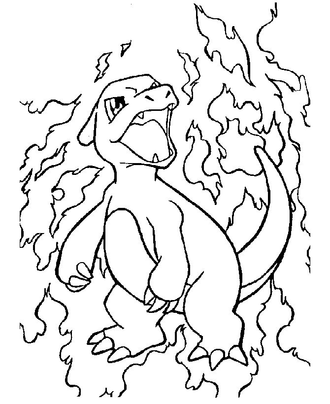 charmeleon pokemon coloring page find your favorite pokemon coloring page on hellokids we have selected the most popular coloring pages like