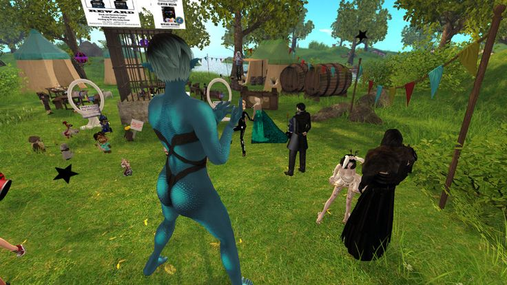 Visit this location at The Hill Sponsored by Solarium and Titans in Second Life