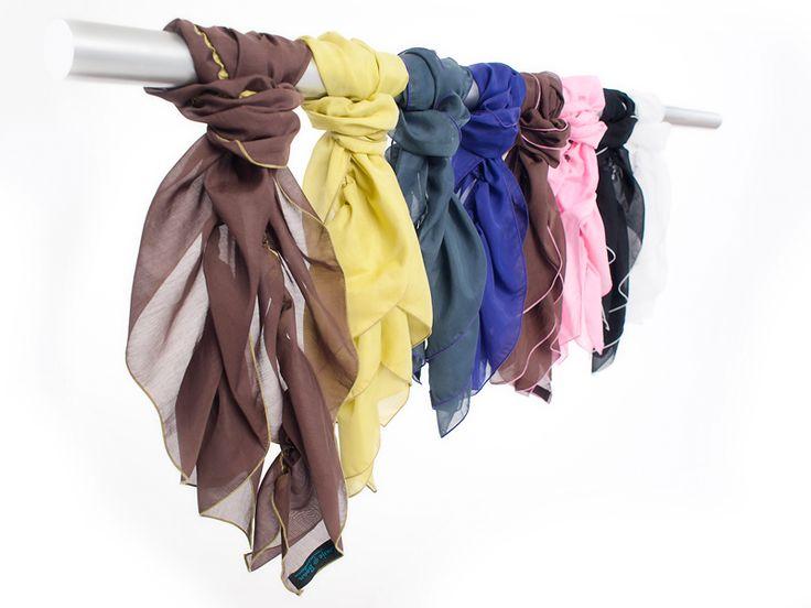 Silk/Cotton scarves www.lousjeandbean.ca  #lousjeandbean #silkcotton #shoplocal #canadianmade Tessa Oort ~ Lousje & Bean