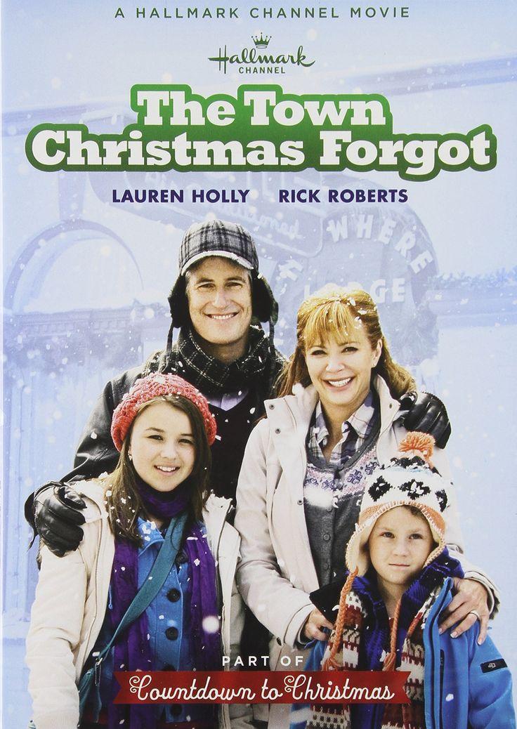 The Town Christmas Hallmark christmas movies