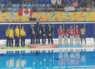 Blog Esportivo do Suíço:  Brasil é prata no revezamento feminino 4 x 200m livre no Pan