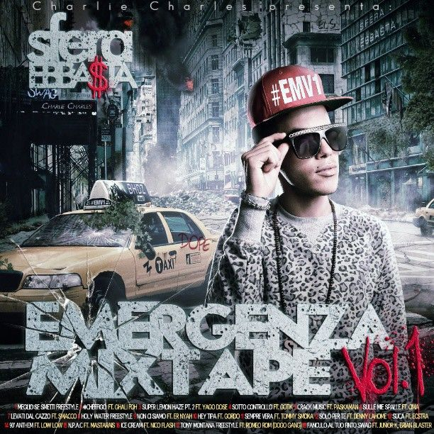 Download Free SFERA EBBASTA - Emergenza Mixtape, Vol.1 (2013) Album Sfera…