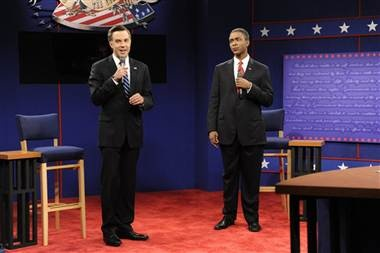 Tom Hanks makes cameo as 'SNL' tackles second presidential debate - The Clicker
