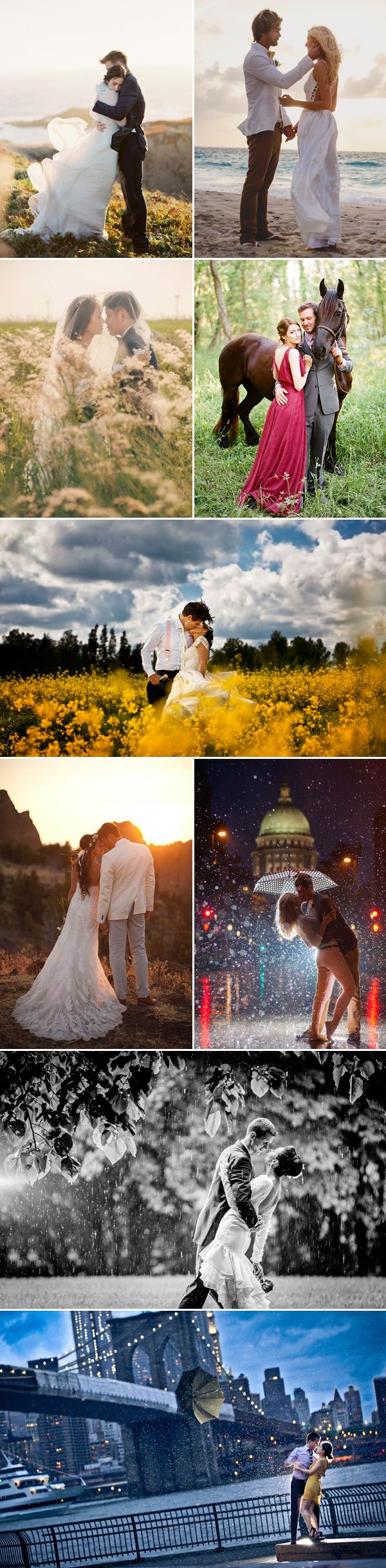 25 Movie-like Engagement Photo Ideas Every Hopeless Romantic Has to Try - Dreamy Romance