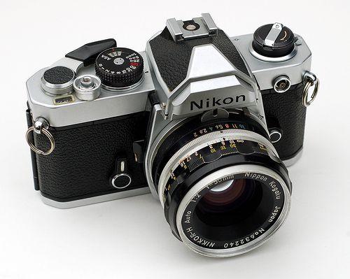 Nikon FM, la de toda la vida