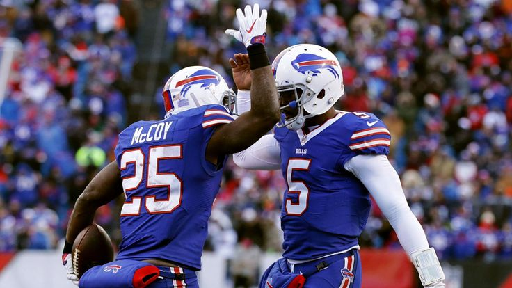 Bills schedule 2017: Buffalo faces uphill climb to end playoff drought - Sporting News