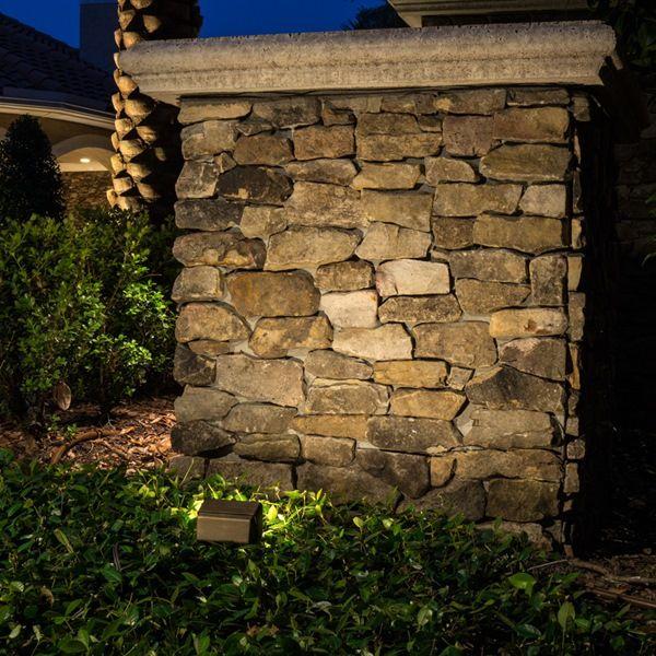 Pin By Volt Lighting On Patio Lighting Flood Lights Landscape Lighting Modern Landscaping