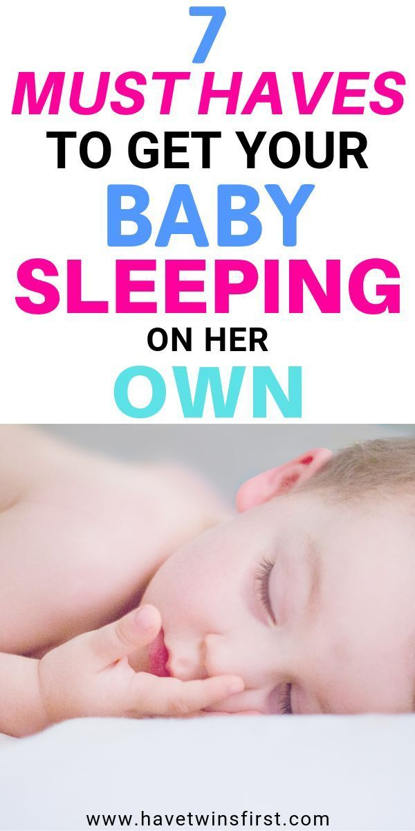 How To Get A Baby To Sleep On Its Own