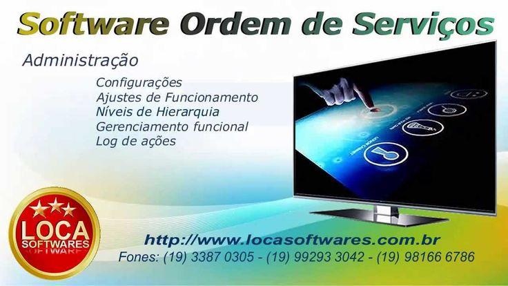 Software para serviços software prestação de serviços