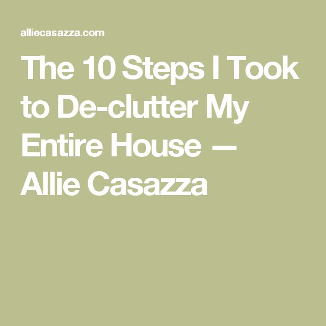 1000+ Ideas About Clutter Solutions On Pinterest