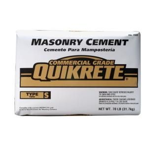 Quikrete Quikwall 50 Lb White Surface Bonding Cement 123050 The Home Depot In 2020 Masonry Cement Best Home Interior Design