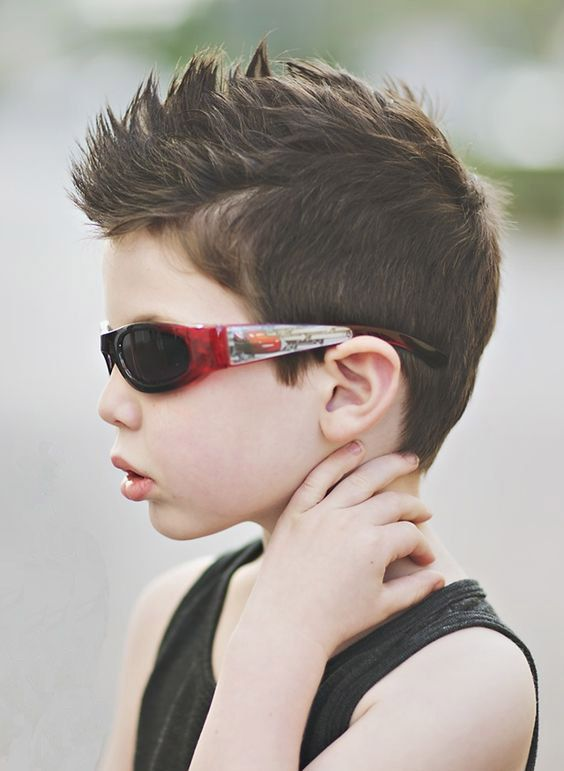 50+ Cool Haircuts For Kids For 2019