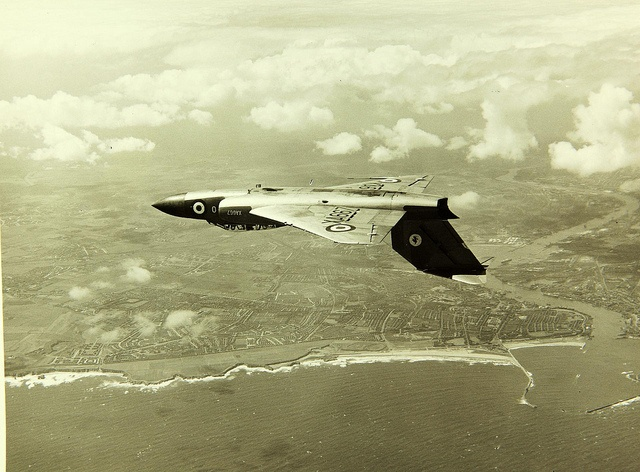 Gloster, FA(W), Javelin, via Flickr.