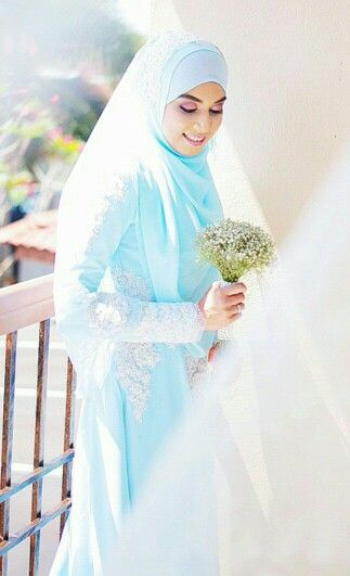 Soft blue and lovely lace.....(aimanhakimphotography)