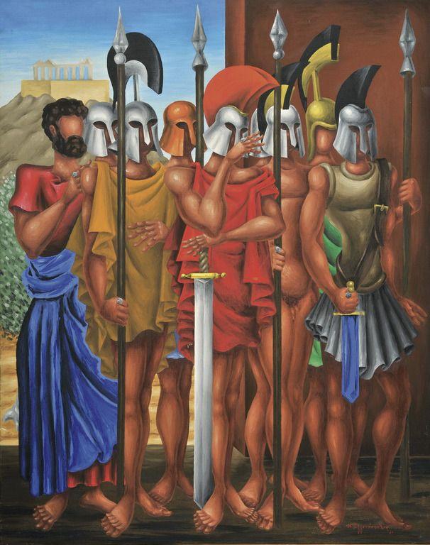 Εγγονόπουλος Νίκος-ALEXANDER, SON OF PHILIP, AND THE GREEKS APART FROM THE SPARTANS
