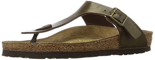 Birkenstock Gizeh BirkoFlor ThongGolden Brown41 M EU >>> Continue to the product at the image link. Note: It's an affiliate link to Amazon