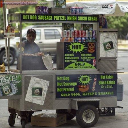business plan for hot dog cart