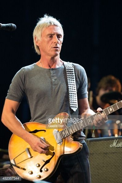 Paul Weller performs on Day 2 of Benicassim Music Festival on July... News Photo | Getty Images