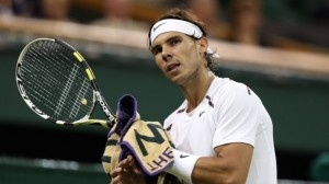 "Once again, Rafael Nadal is facing health problems. He gave up his chance to defend his title in the Olympic games and carry the flag of the Spanish delegation in London. he declared: ""This is one of the saddest days of my career as one of my biggest ambitions, that of being Spain's flag bearer in the opening ceremony of the games in London, cannot be."" At least, Roger Federer and Novak Djokovic got rid of a serious competitor for the gold medal."
