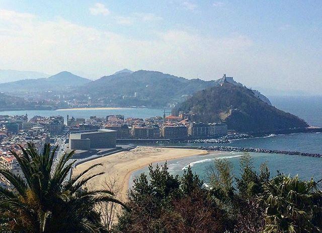 Galería fotográfica de Donostia- San Sebastián. Las mejores fotos de la ciudad.