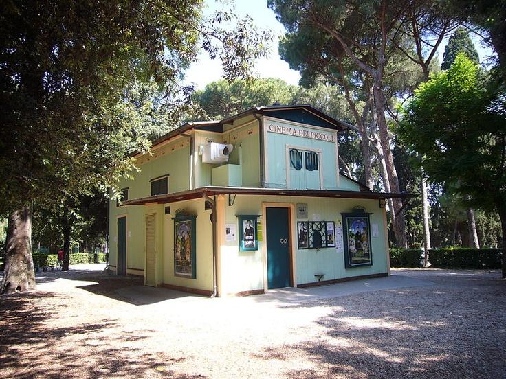 Cinema dei piccoli - Roma