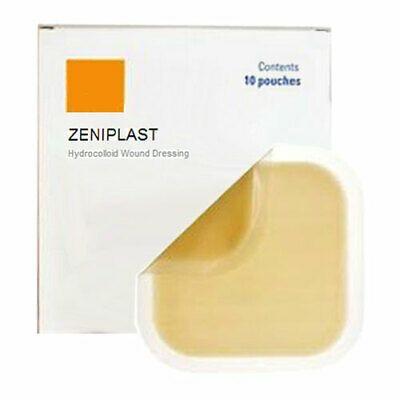 Ad Zenimedical 7ds8zb1 1 Bx 10 Ea Zeniplast Hydrocolloid Dressing 4 X 4 50044 In 2020 Hydrocolloid Dressing Transparent Adhesive Wound Dressing
