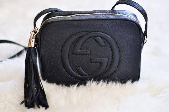 Gucci Soho Disco Bag, $980France Javier