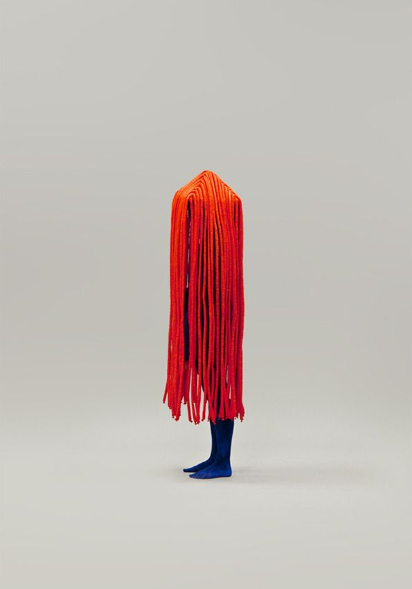 Femke Agema: Elders (installation) Photography Roel Determeijer